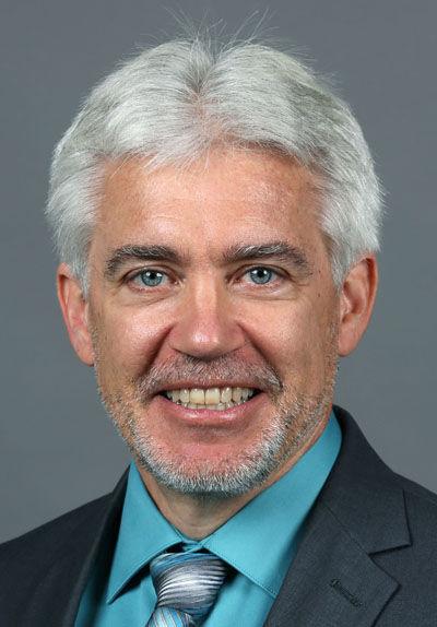 Provost Patrick Guilfoile