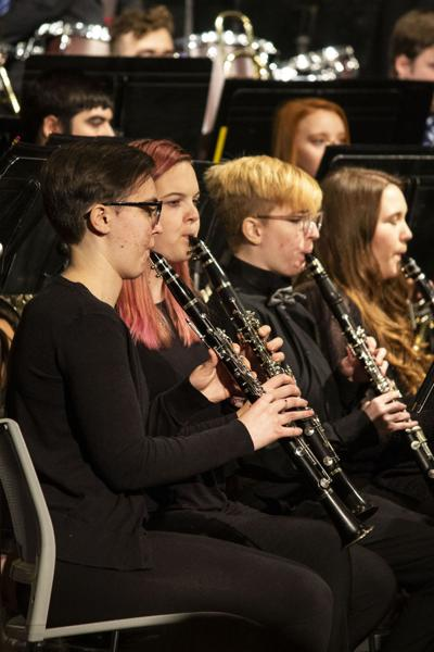Symphonic Band's winter concert Dec. 8