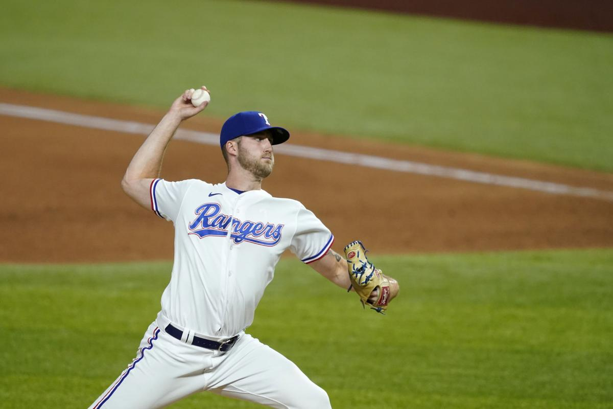 Local Baseball Notebook Cody S First Start With Texas Rangers Bumped Up To Friday In Seattle Local Sports Chippewa Com
