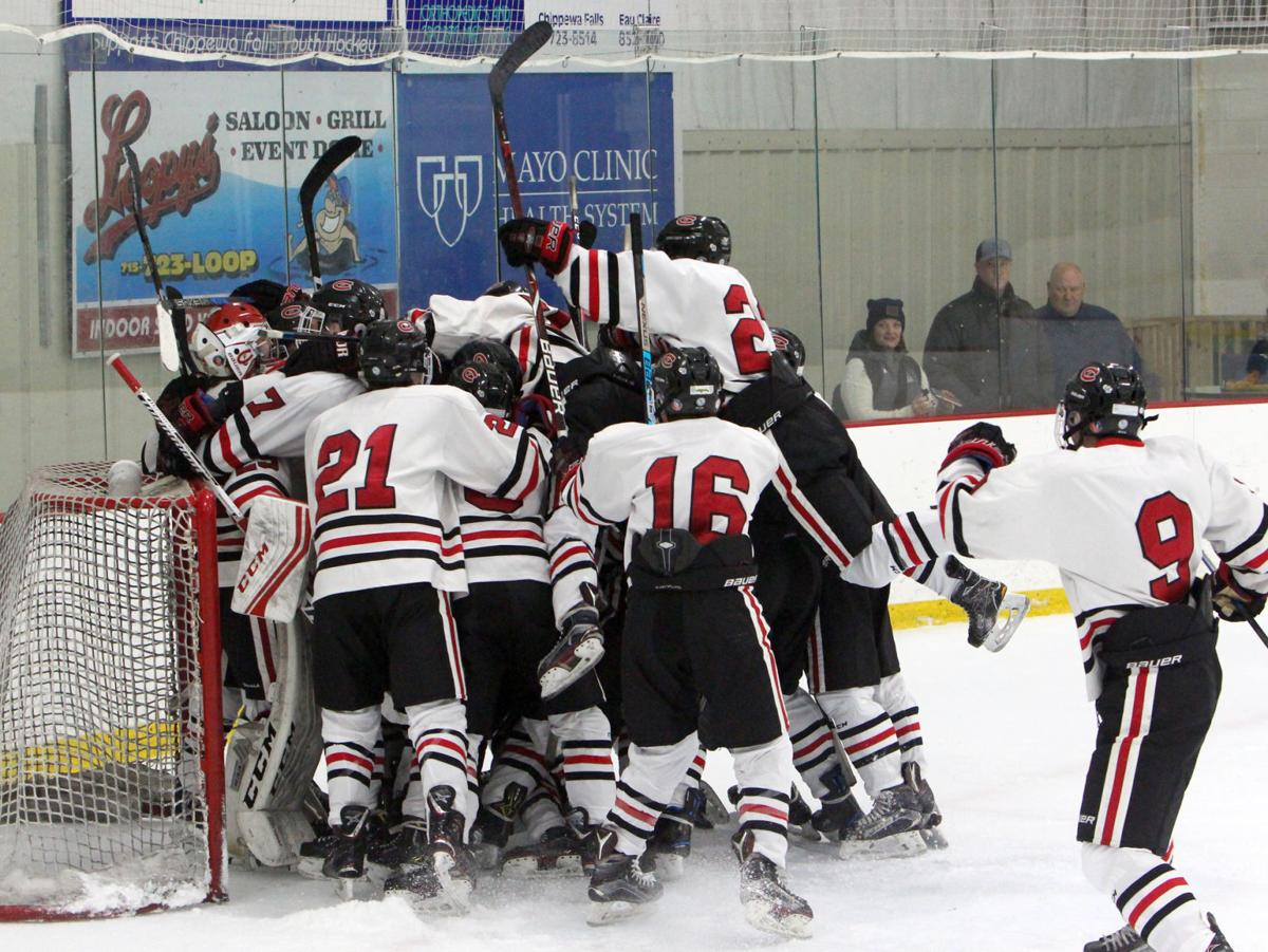 Hudson at Chi-Hi boys hockey 11-29-18