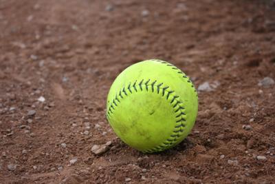 Softball stock photo (Chippewa)