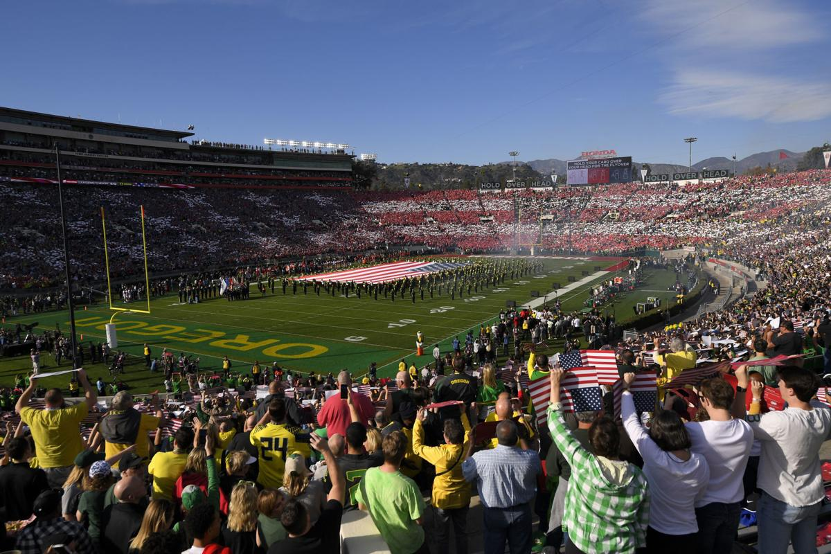 Brandon Berg: Rose Bowl game, atmosphere lives up to hype ...
