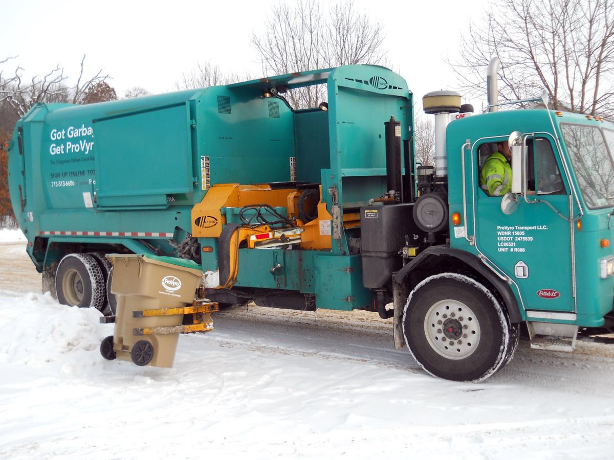 Recycling truck (copy)