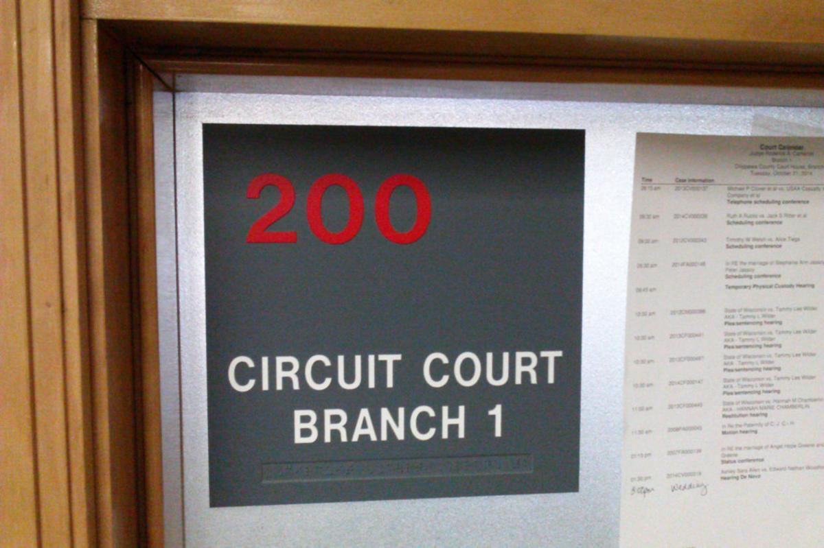 Branch 1 court - File photo