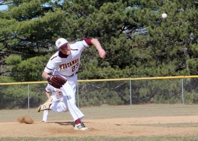 Menomonie at Chi-Hi baseball 4-16-19