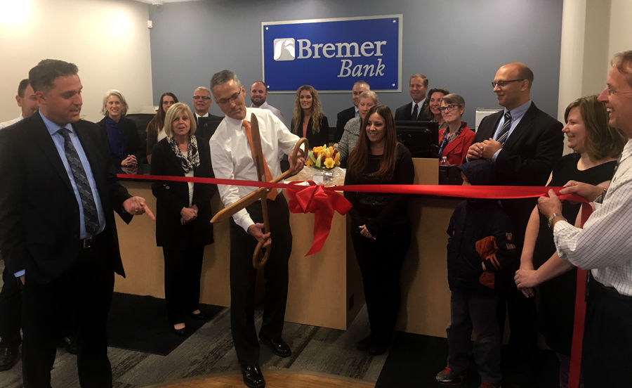 Bremer Bank relocation