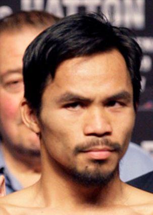 Manny Pacquiao mug (Chippewa)