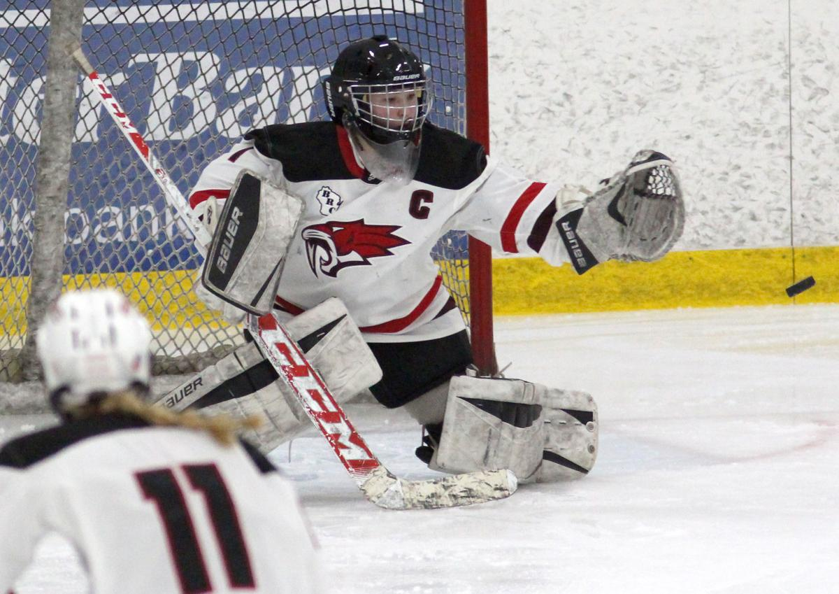 Hayward at Chippewa Falls/Menomonie girls hockey 2-20-20