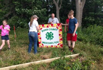 Dunn County Welcomes You 4-H