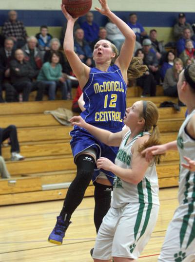 Mcdonell Girls Overcome Slow Start Pull Away From Prairie