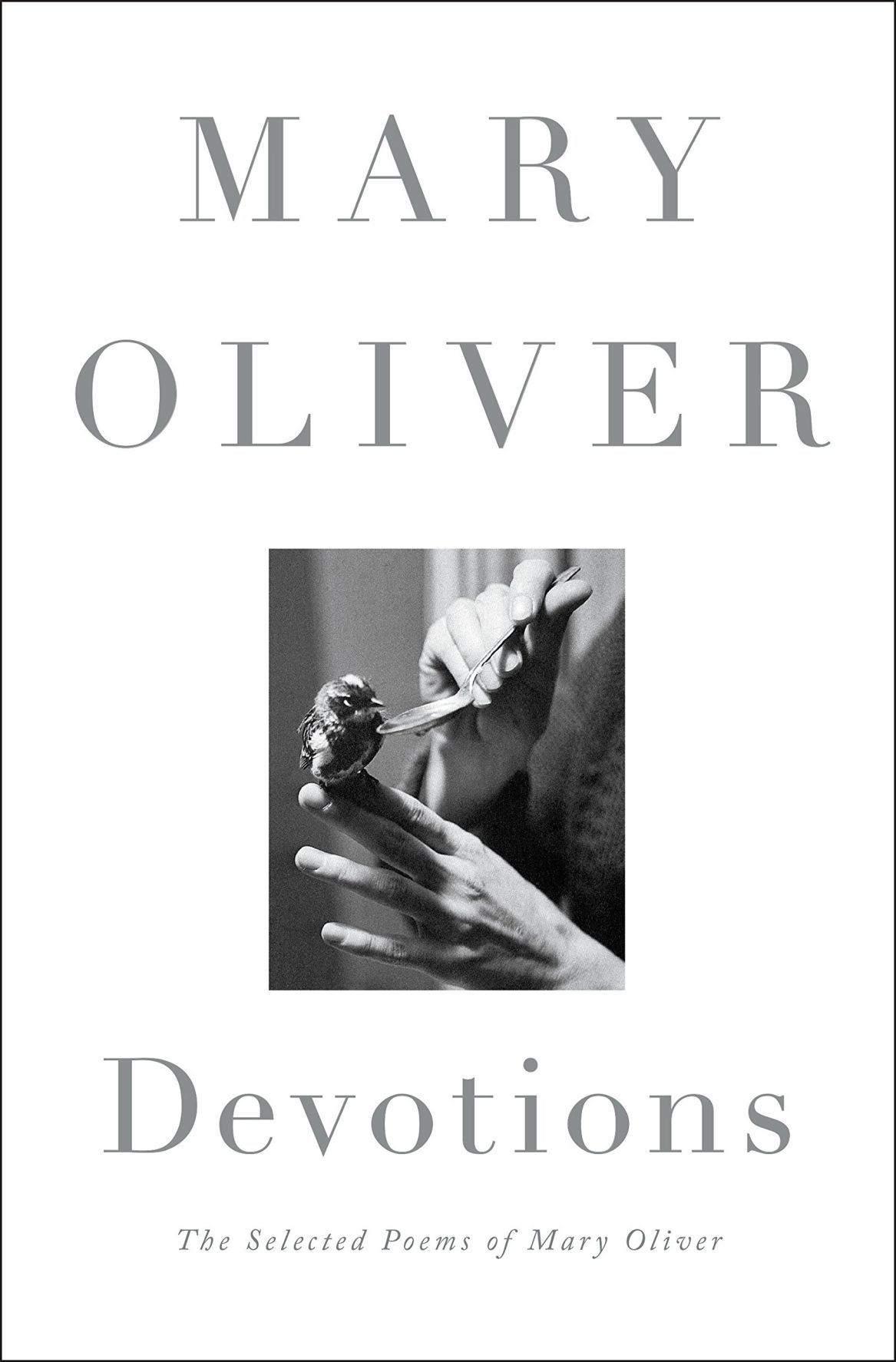 Mary Oliver poet