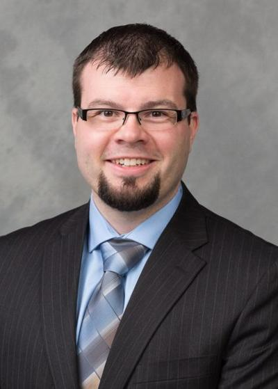Mayo Clinic Health System – Red Cedar welcomes Grant Bauste