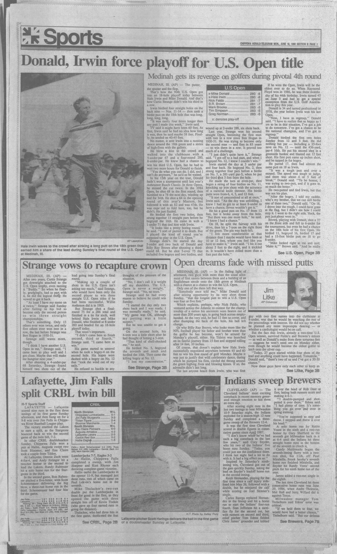 Chippewa Herald 6-18-1990