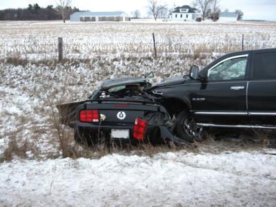 Monday crash kills Menomonie woman