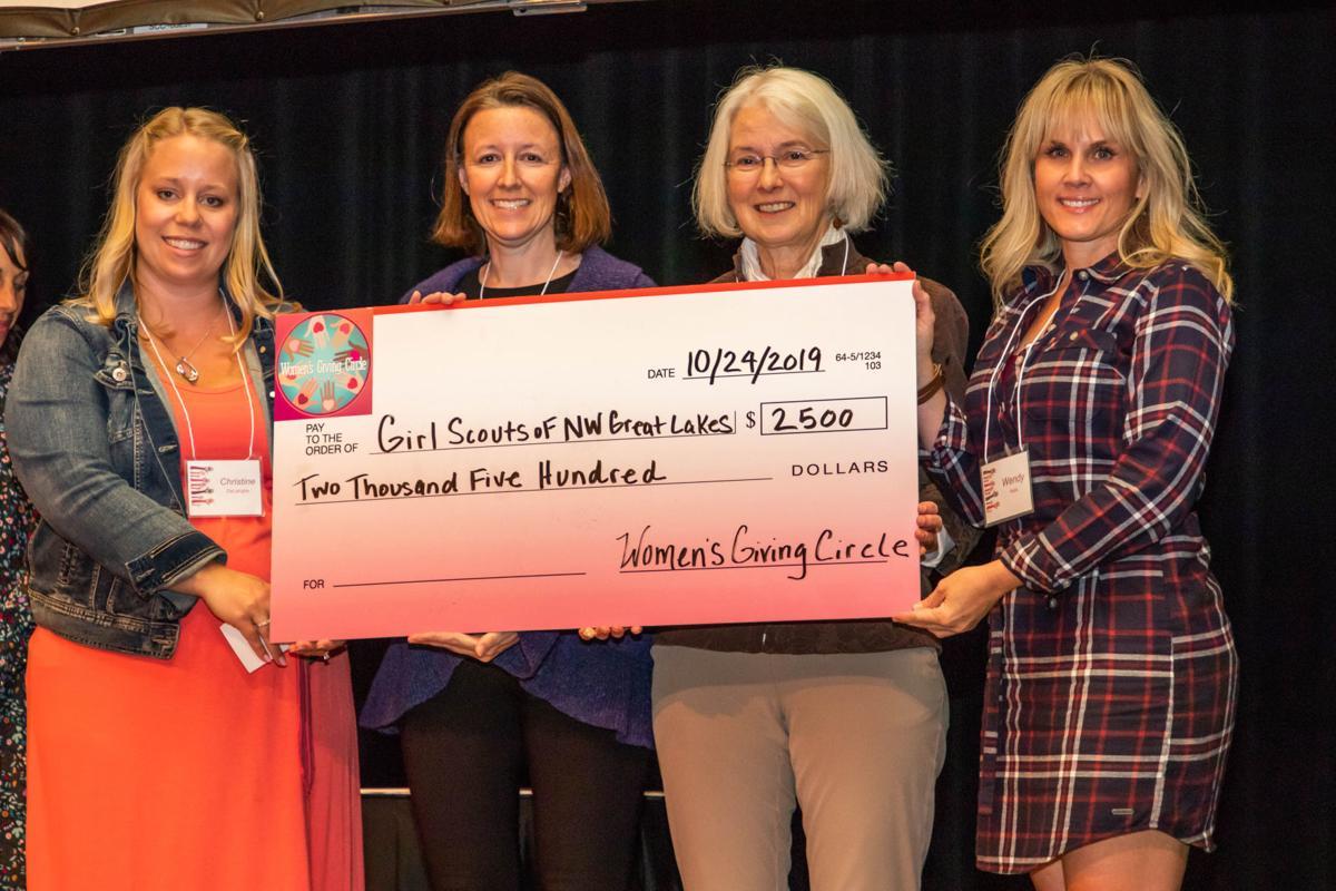 Women's Giving Circle philanthropy gala