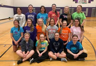 2019 Boyceville Softball Team