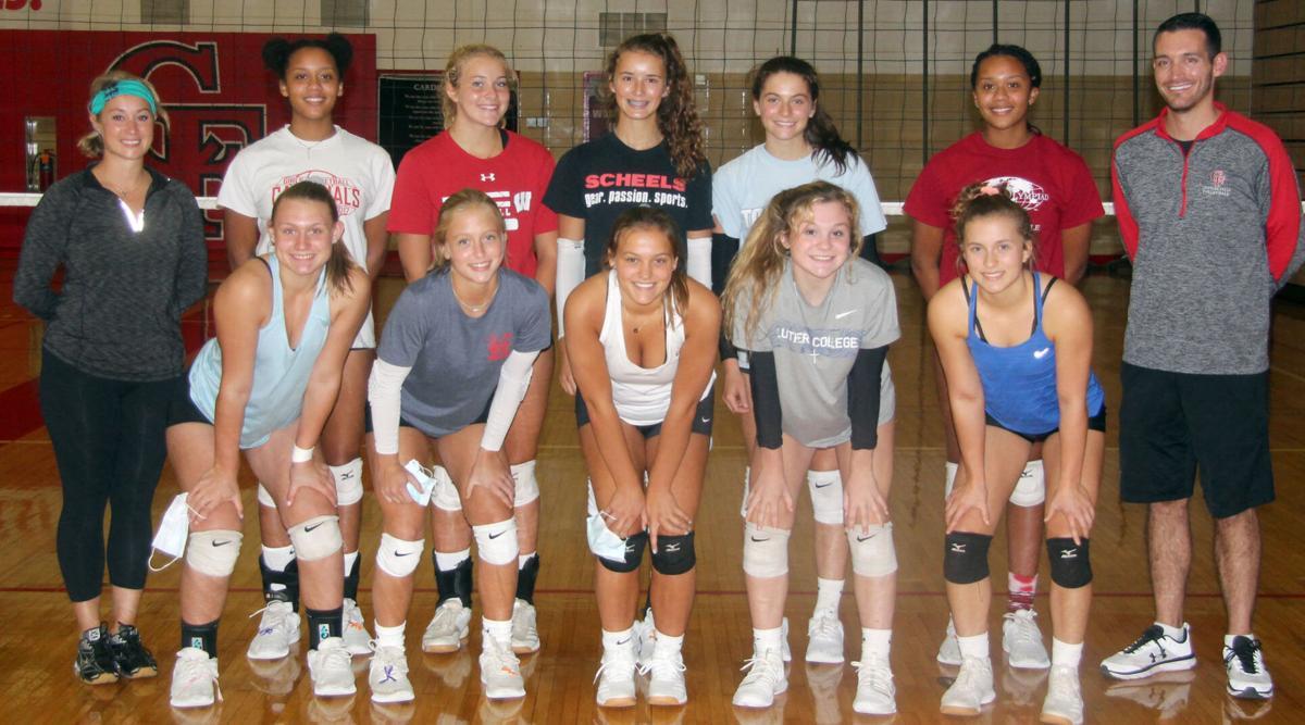 2020 Chi-Hi Volleyball Team