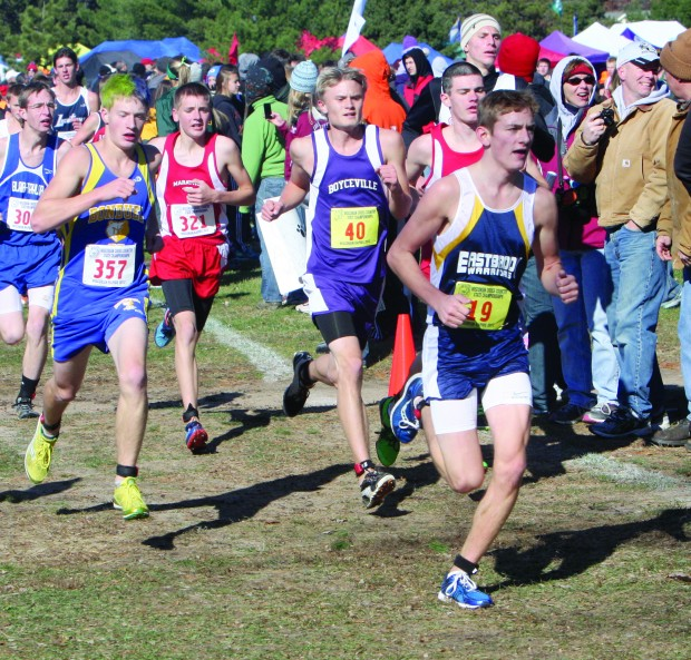 state cross country meet wisconsin rapids