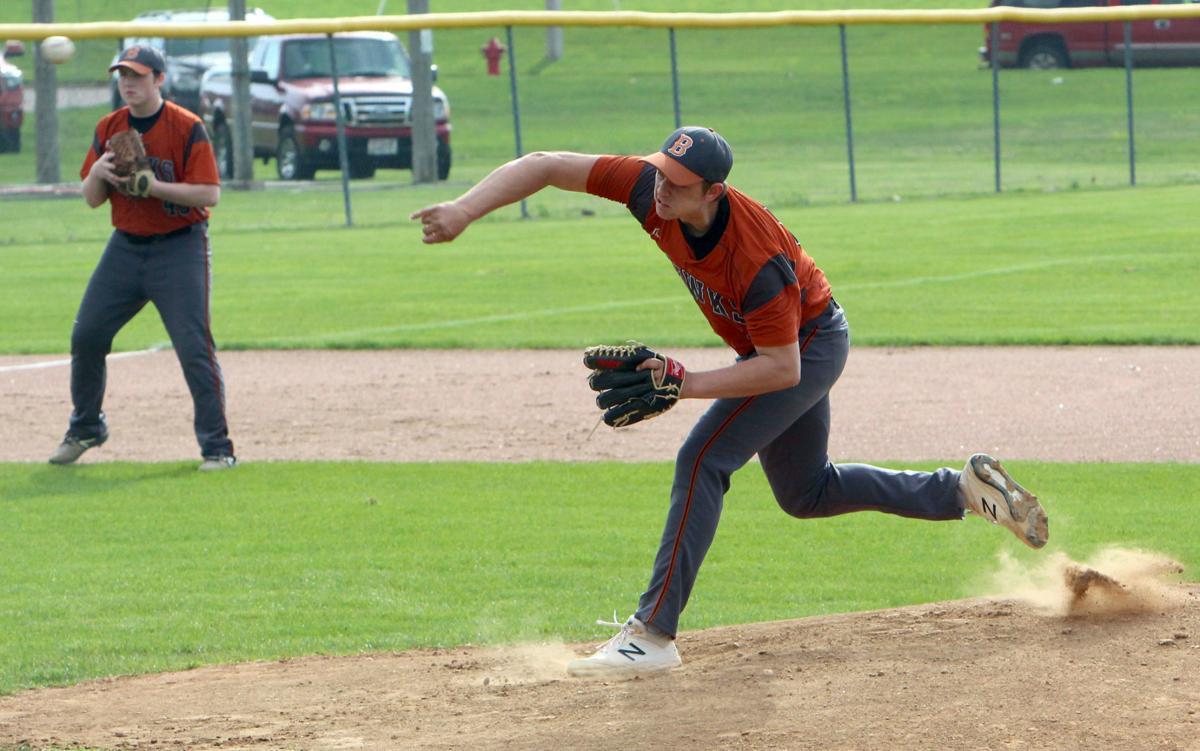 McDonell at Bloomer baseball 5-16-19