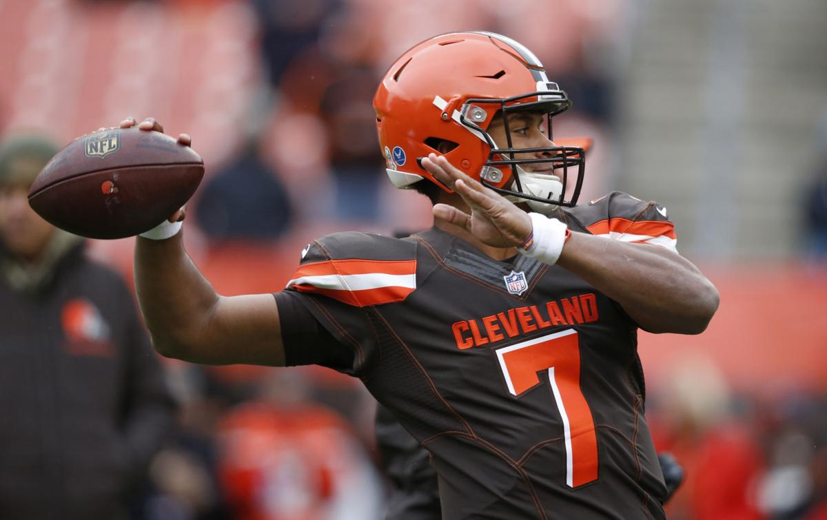 DeShone Kizer photo