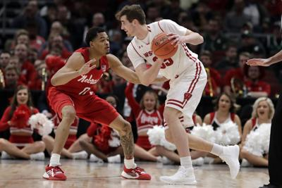 Big Ten tournament: Nebraska vs. Wisconsin