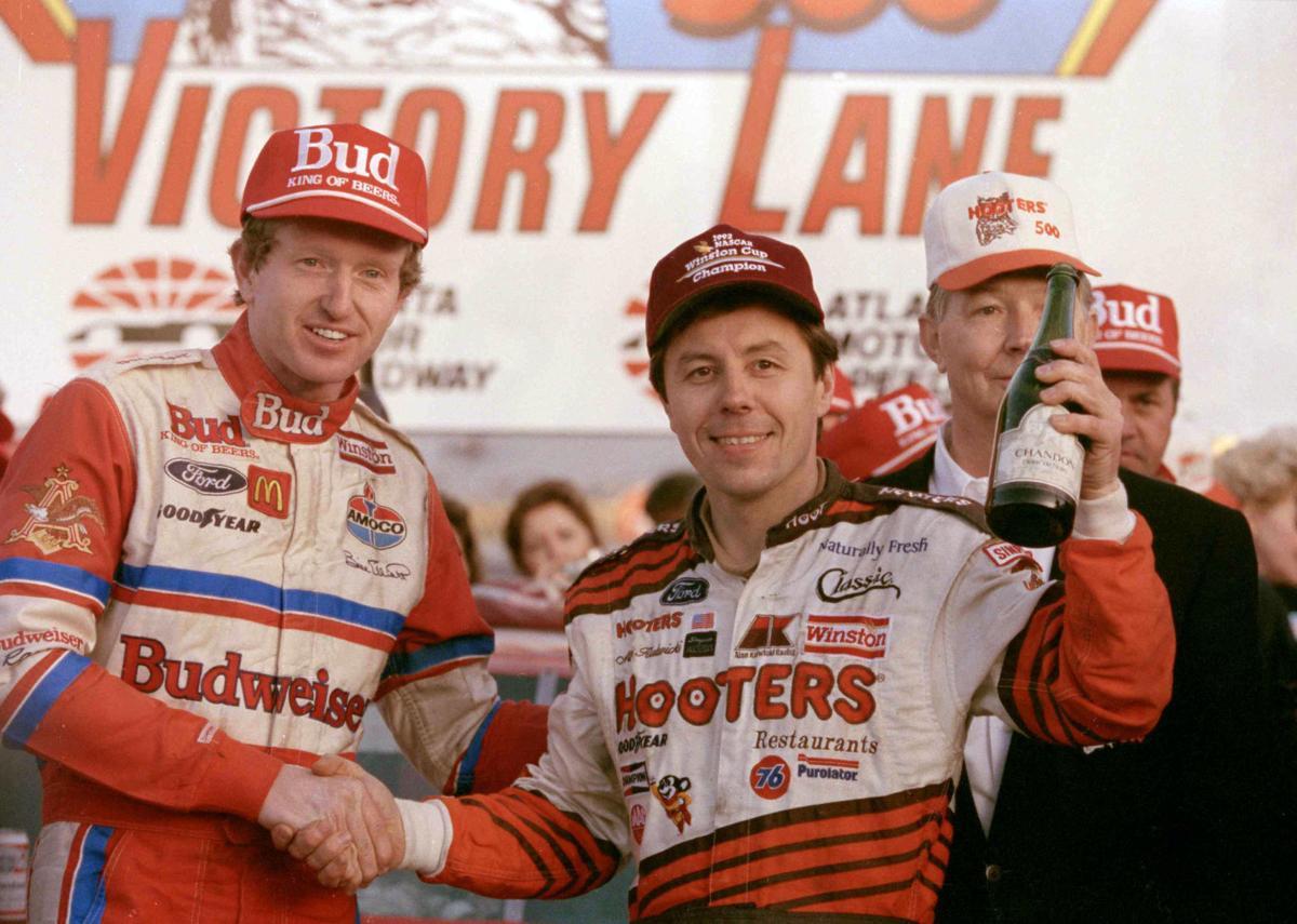NASCAR Elliott Honoring Kulwicki Auto Racing