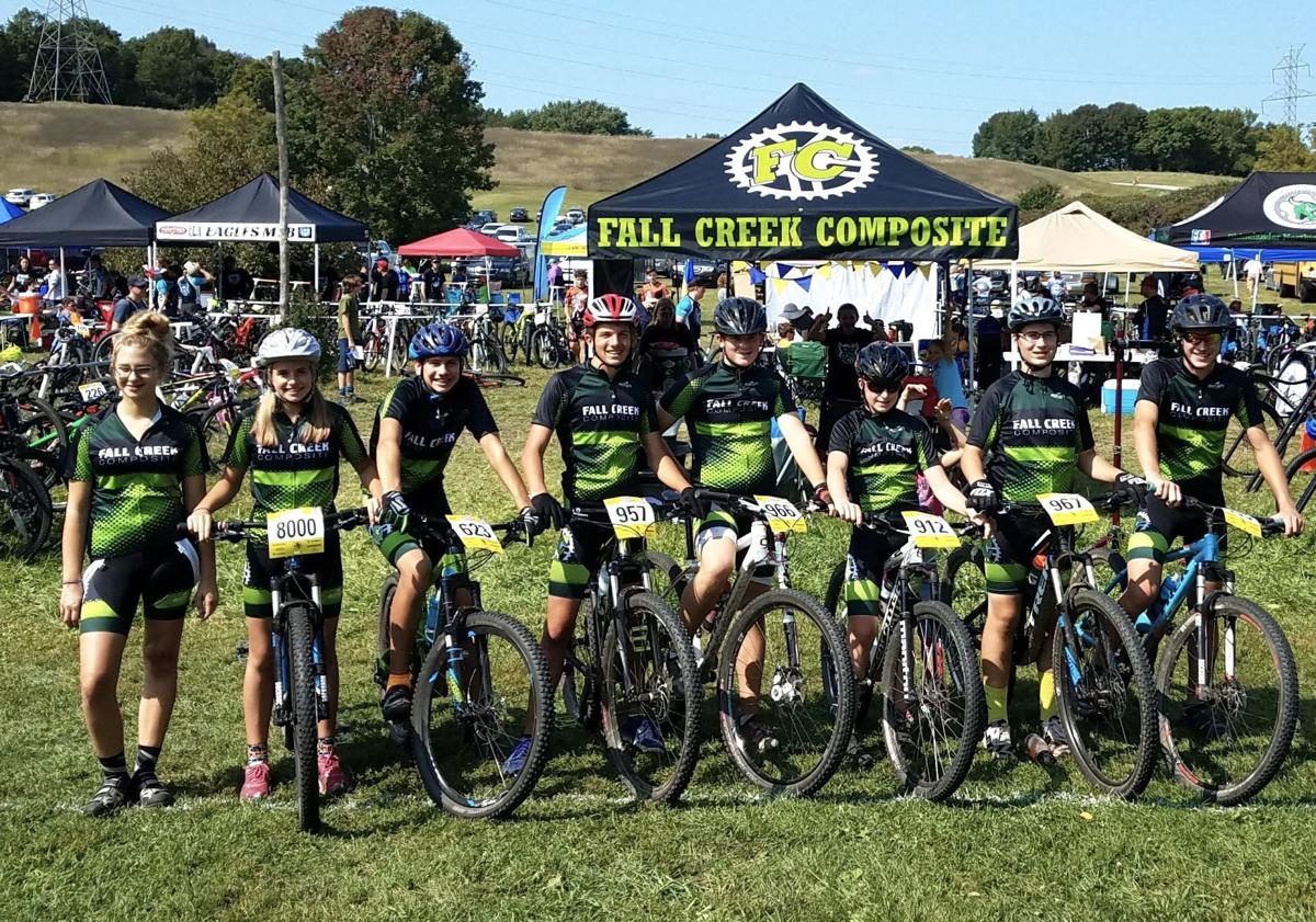 Fall Creek Composite Mountain Bike Team