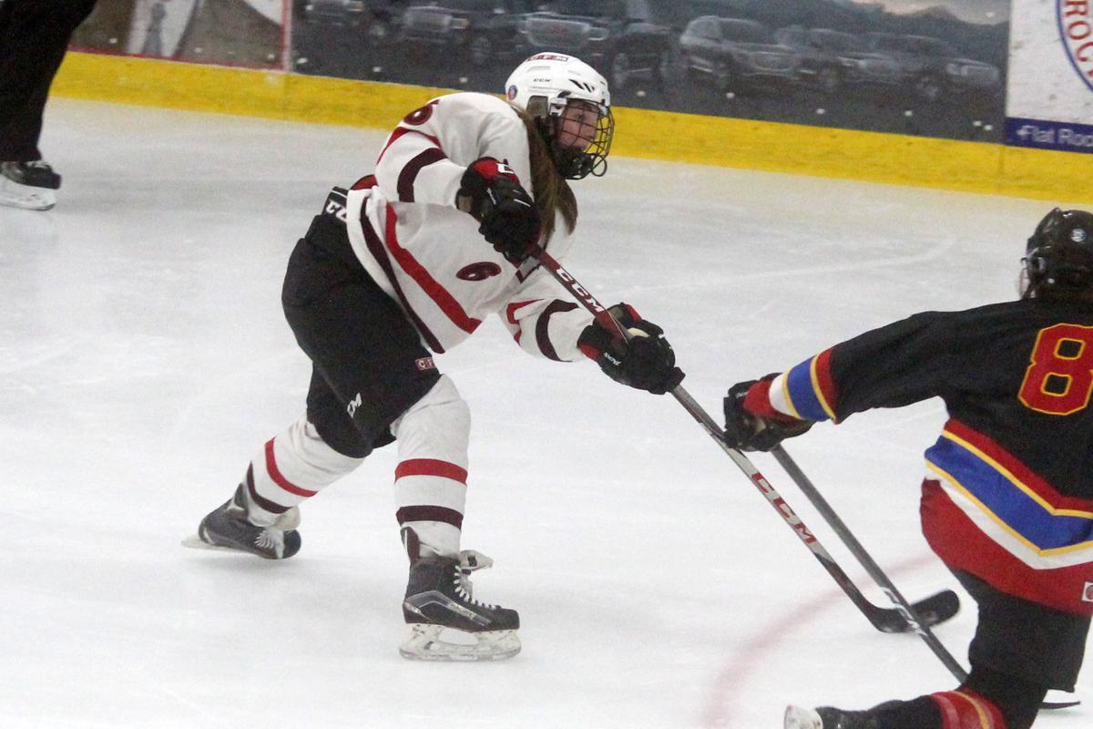 St. Croix Valley at Chi-Hi/Menomonie girls hockey 1-24-19