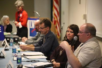 Menomonie school board candidate forum 2019