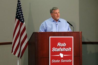 Rep. Rob Stafsholt announces candidacy for state senate