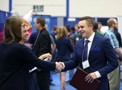 Stout career conference