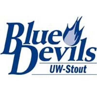 UW-Stout Blue Devils Logo
