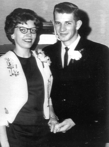 Stan and Donetta Knudson-1964