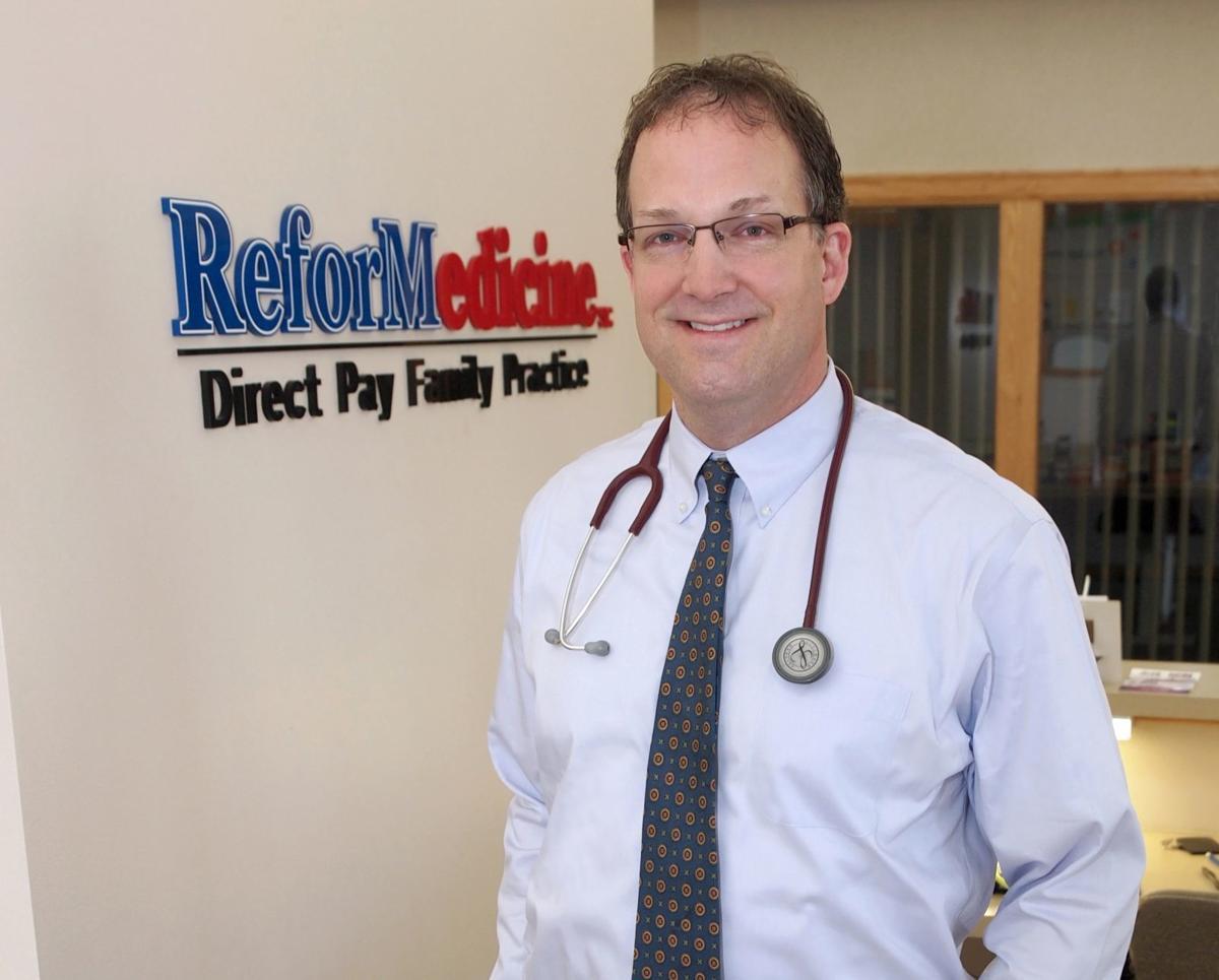 Dr. David Usher