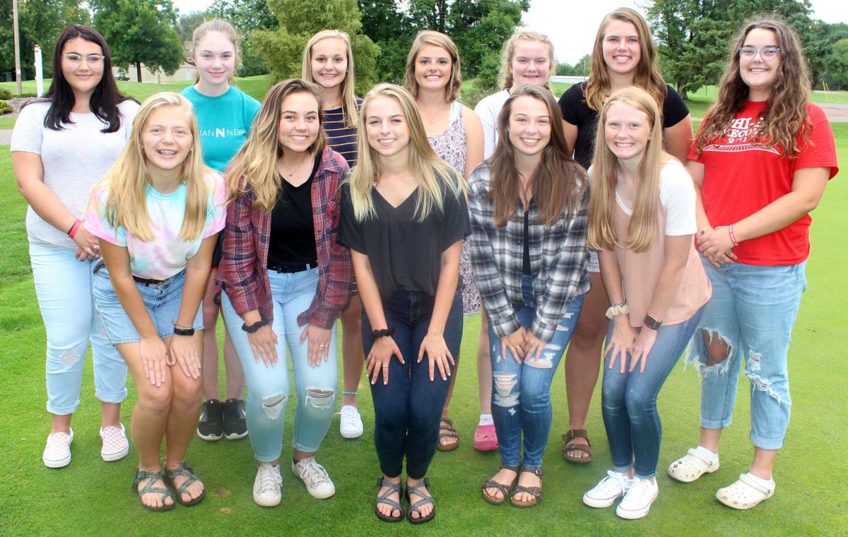 2018 Chi-Hi Girls Golf Team