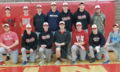 2019 Colfax Baseball Team