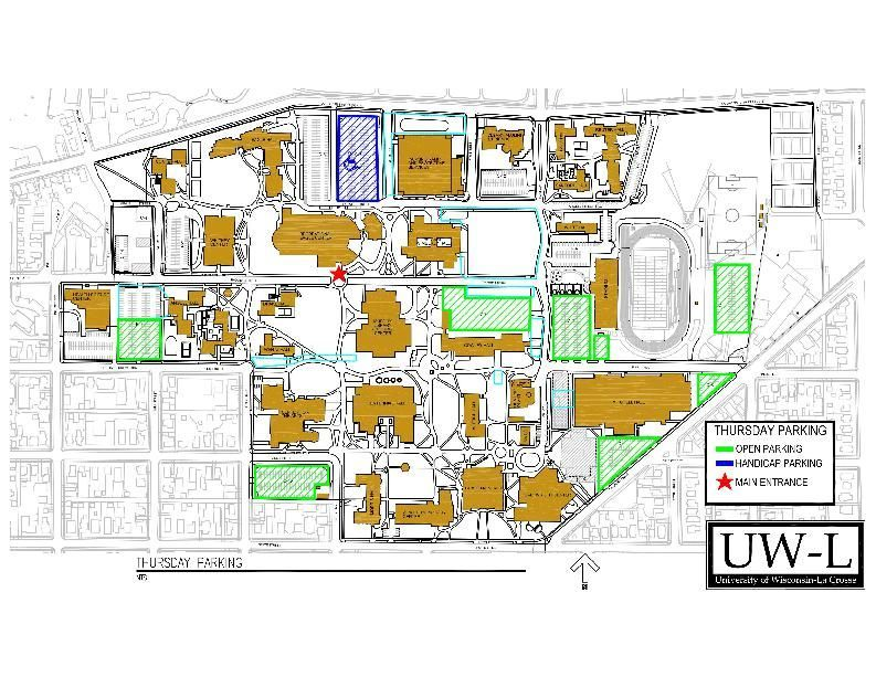 UW-L parking map | | chippewa.com on park map, career map, niu campus map, la jolla scripps hospital campus map, tcu campus map, university of washington map, stevens point campus map, wisconsin technical colleges map, uw map.pdf, university of wyoming map, scott and white campus map, uwmc campus map, university of wisconsin map, university of missouri hospital map, montana colleges and universities map, university of montana missoula campus map, u of o map, uw-river falls map, stanford hospital map, football map,