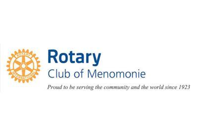 Rotary Club of Menomonie logo