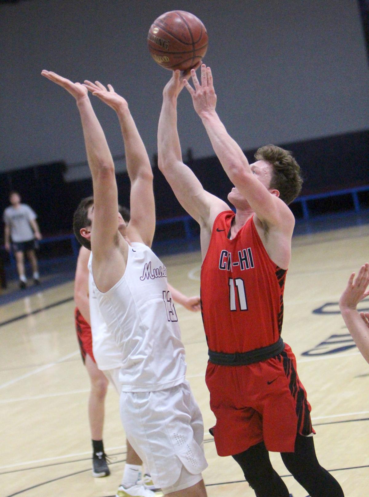 Chi-Hi at Menomonie boys basketball 2-25-20