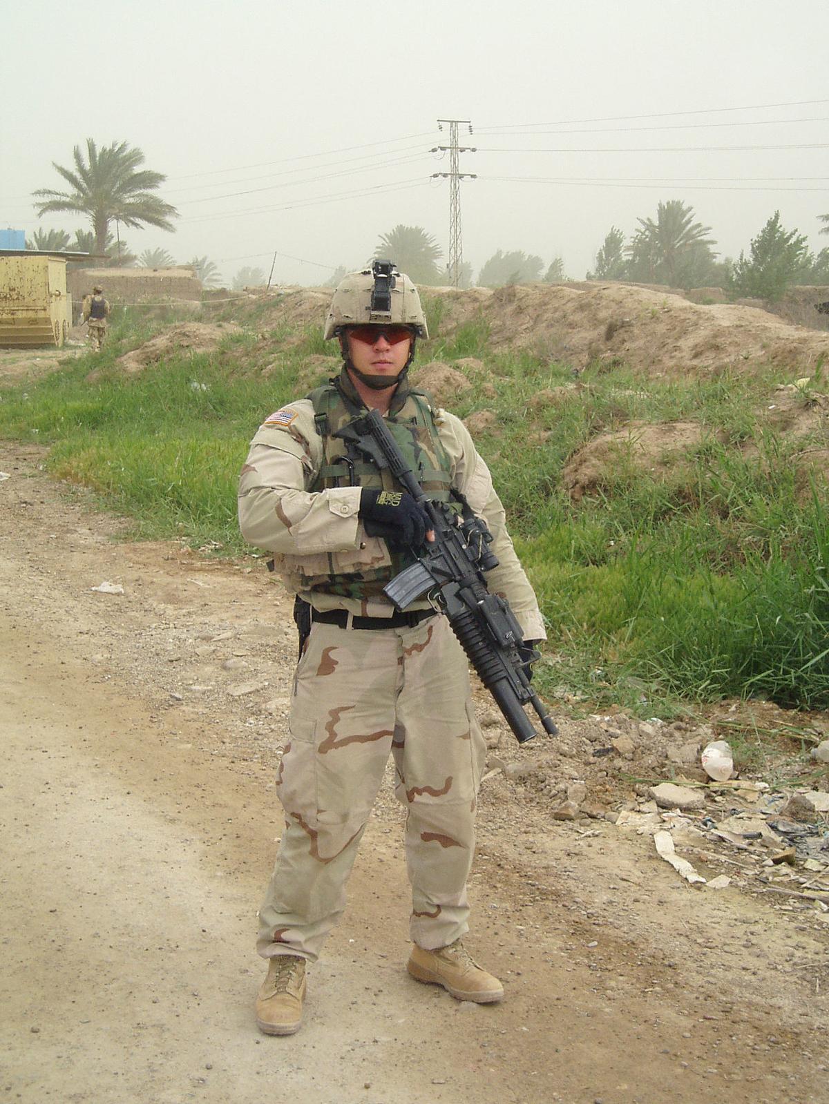 Justin Utpadel (Stories of Honor)
