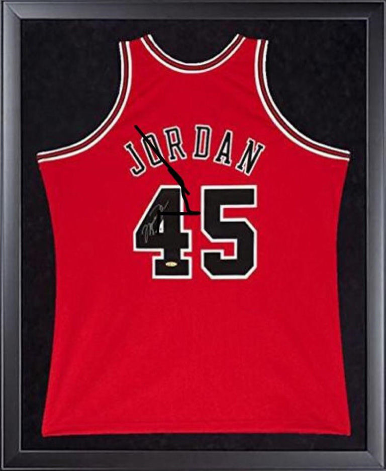 Michael Jorden jersey