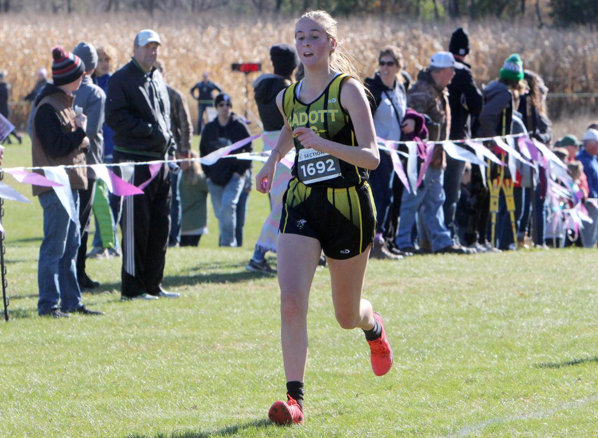 Division 3 Cross Country Sectionals in Boyceville 10-26-19