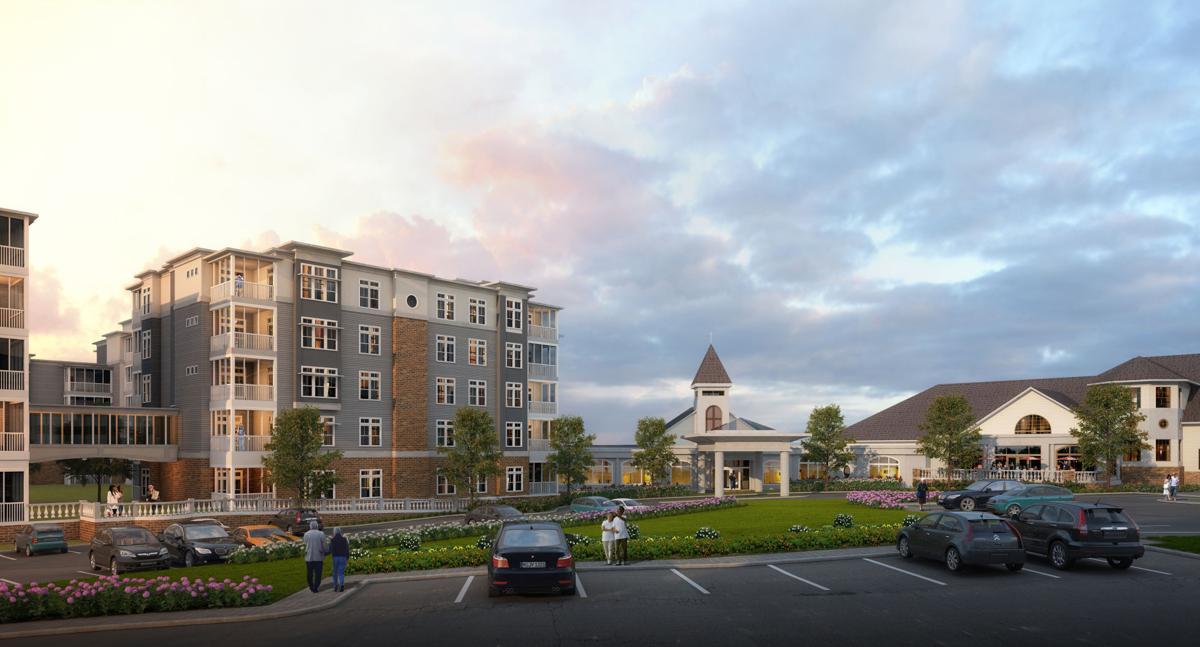 Oakwood Village Prairie Ridge expansion
