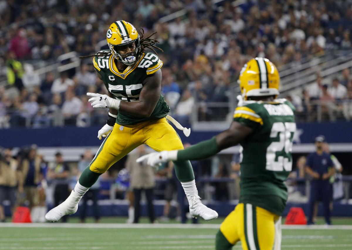 To Aaron Rodgers Za Darius Smith S Infectious Energy Great Charisma Bring Genuine Locker Room Respect Love Professional Football Chippewa Com