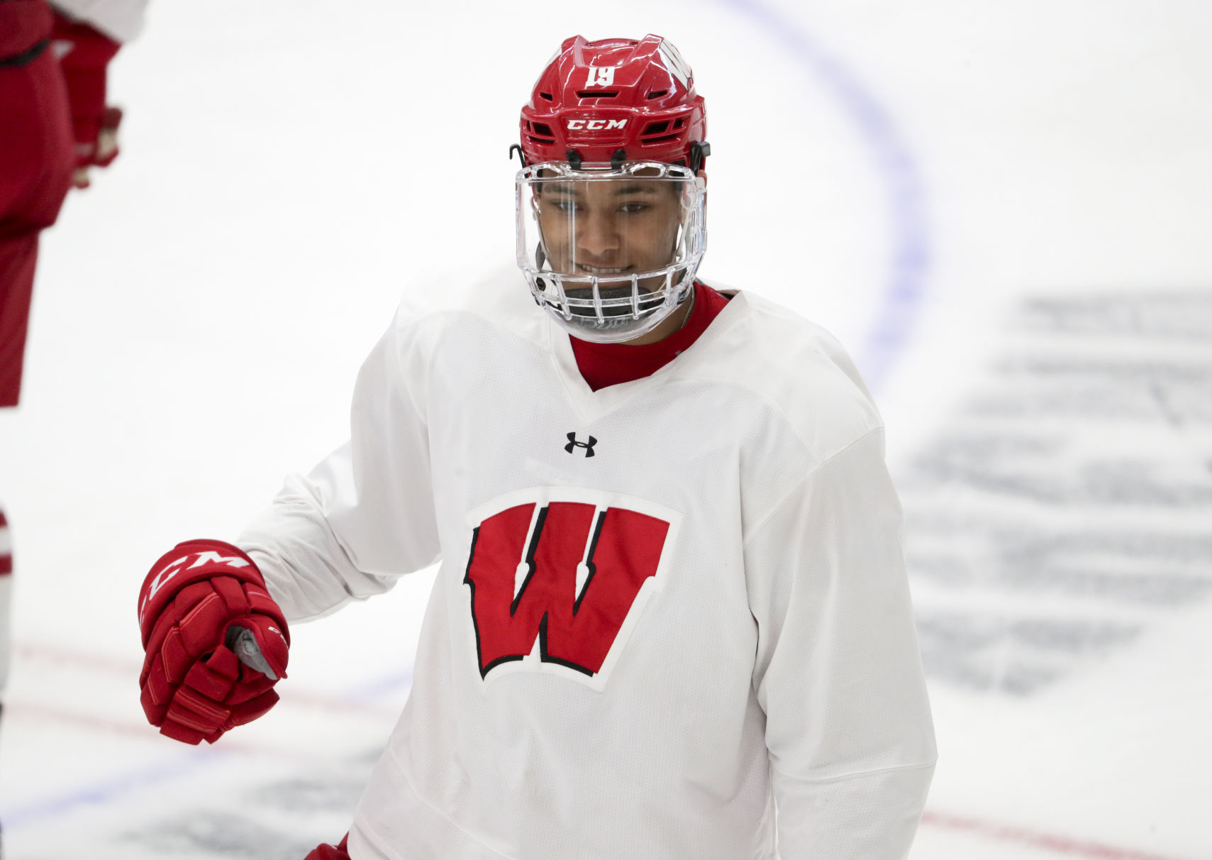 BIG10: Four-point Game Pushes Freshman Defenseman K'Andre Miller Into Wisconsin Badgers' Scoring Lead| Chippewa.com