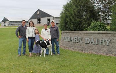 Farm-City Day Denmark Dairy