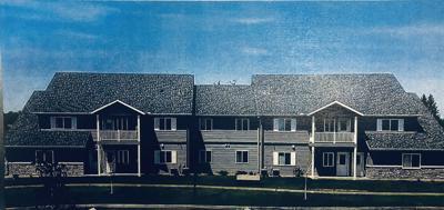 Terrace Ridge development design Menomonie