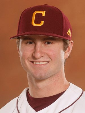 Zach Gilles headshot (Central Michigan)