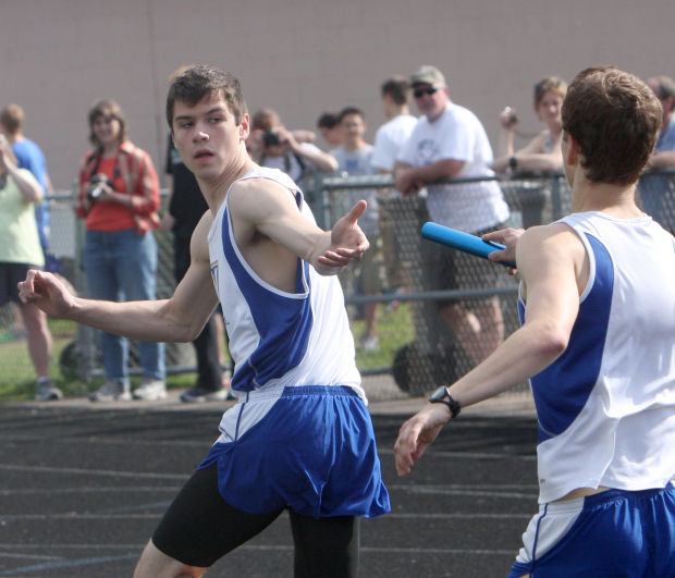 Western Cloverbelt Conference track and field championships 5-20