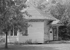 Downsville couple plans renovation of unique octagonal schoolhouse